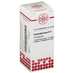 DHU Cholesterinum D4 Globuli