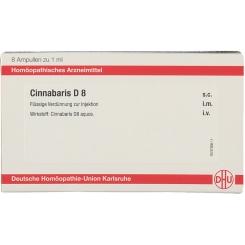 DHU Cinnabaris D8