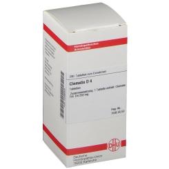 DHU Clematis D4 Tabletten