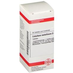DHU Cobaltum metallicum D4 Tabletten