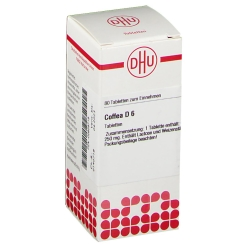 DHU Coffea D6 Tabletten