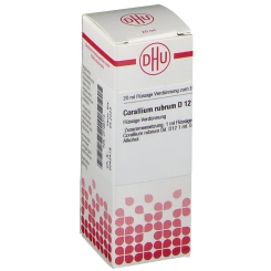 DHU Corallium rubrum D12 Dilution