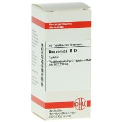 DHU Croton tiglium D4 Tabletten