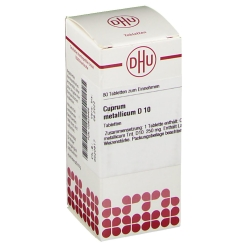 DHU Cuprum metallicum D10 Tabletten