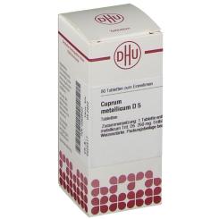 DHU Cuprum metallicum D5 Tabletten