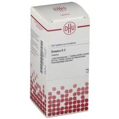 DHU Drosera D2 Tabletten