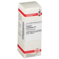 DHU Erigeron canadensis D2 Dilution