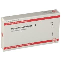 DHU Eupatorium Perfoliatum D4