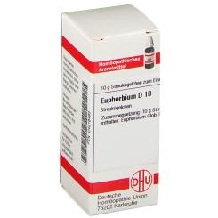 DHU Euphorbium D10 Globuli