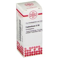DHU Euphorbium D30 Globuli