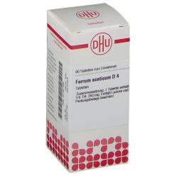 DHU Ferrum aceticum D4 Tabletten