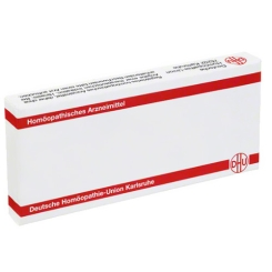 DHU Ferrum metallicum D12 Ampullen