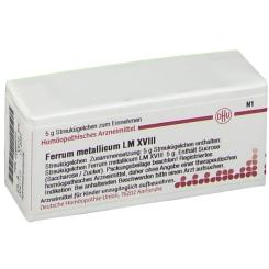 DHU Ferrum Metallicum LM XVIII
