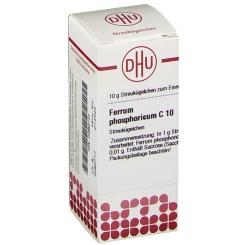 DHU Ferrum phosphoricum C10 Globuli