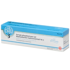 DHU Ferrum Phosphoricum D4 Gel Nr. 3