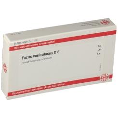 DHU Fucus Vesicolosus D6