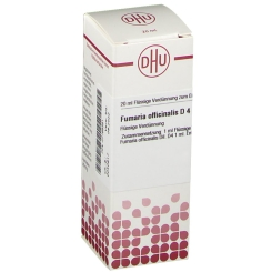 DHU Fumaria officinalis D4 Dilution