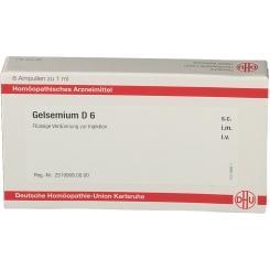 DHU Gelsemium D6