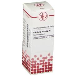 DHU Grindelia robusta D2 Dilution