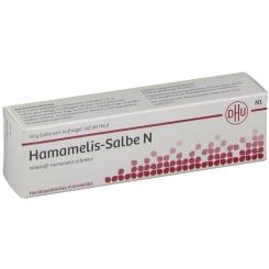 DHU Hamamelis N Salbe