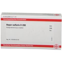 DHU Hepar Sulfuris D200