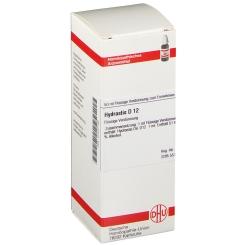 DHU Hydrastis D12 Dilution