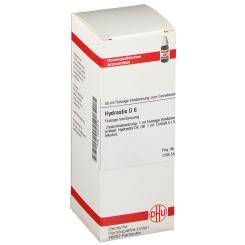 DHU Hydrastis D6 Dilution