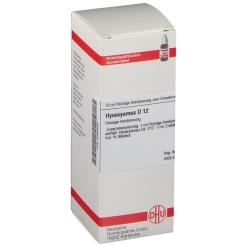 DHU Hyoscyamus D12