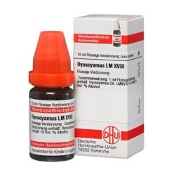 DHU Hyoscyamus LM XVIII Dilution