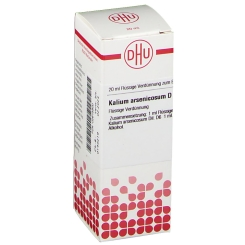DHU Kalium arsenicosum D6 Dilution