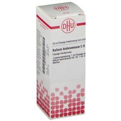 DHU Kalium bichromicum C6 Dilution