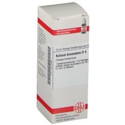 DHU Kalium bromatum D4 Dilution