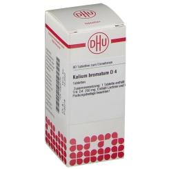 DHU Kalium bromatum D4 Tabletten