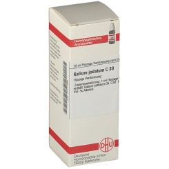 DHU Kalium jodatum C30 Dilution