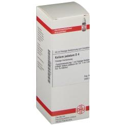 DHU Kalium jodatum D4 Dilution