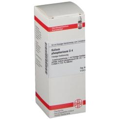 DHU Kalium phosphoricum D4 Dilution