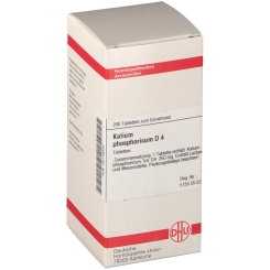 DHU Kalium phosphoricum D4 Tabletten