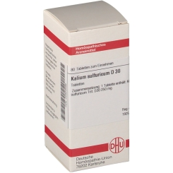 DHU Kalium sulfuricum D30 Tabletten