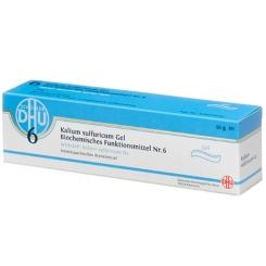DHU Kalium Sulfuricum D4 Gel Nr. 6