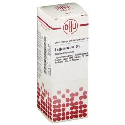 DHU Lactuca Sativa D6