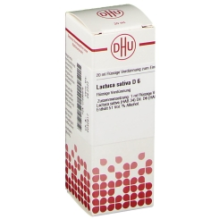 DHU Lactuca sativa D6 Dilution