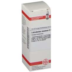 DHU Latrodectus mactans D6 Dilution