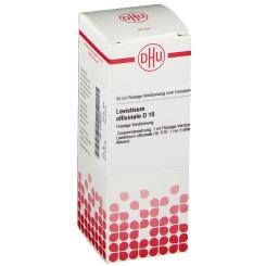 DHU Levisticum officinale D10 Dilution