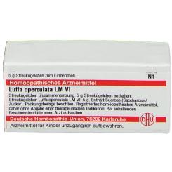 DHU Luffa operculata LM VI Globuli