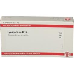 DHU Lycopodium D12