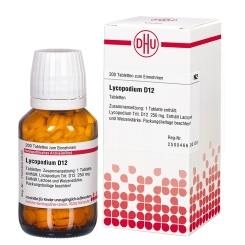 DHU Lycopodium D12 Tabletten