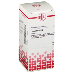 DHU Lycopodium D2 Tabletten