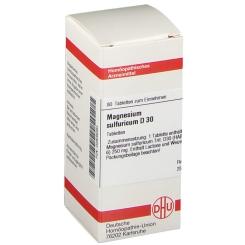 DHU Magnesium sulfuricum D30 Tabletten