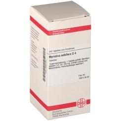 DHU Myristica sebifera D4 Tabletten