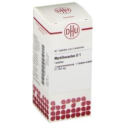DHU Myrtillocactus D1 Tabletten